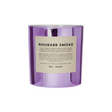 Load image into Gallery viewer, Boy Smells Candle – Rhubarb Smoke
