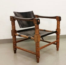 Load image into Gallery viewer, Mid Century Safari Chairs