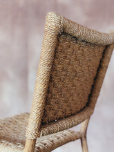Load image into Gallery viewer, Danish 1970s sisal chair