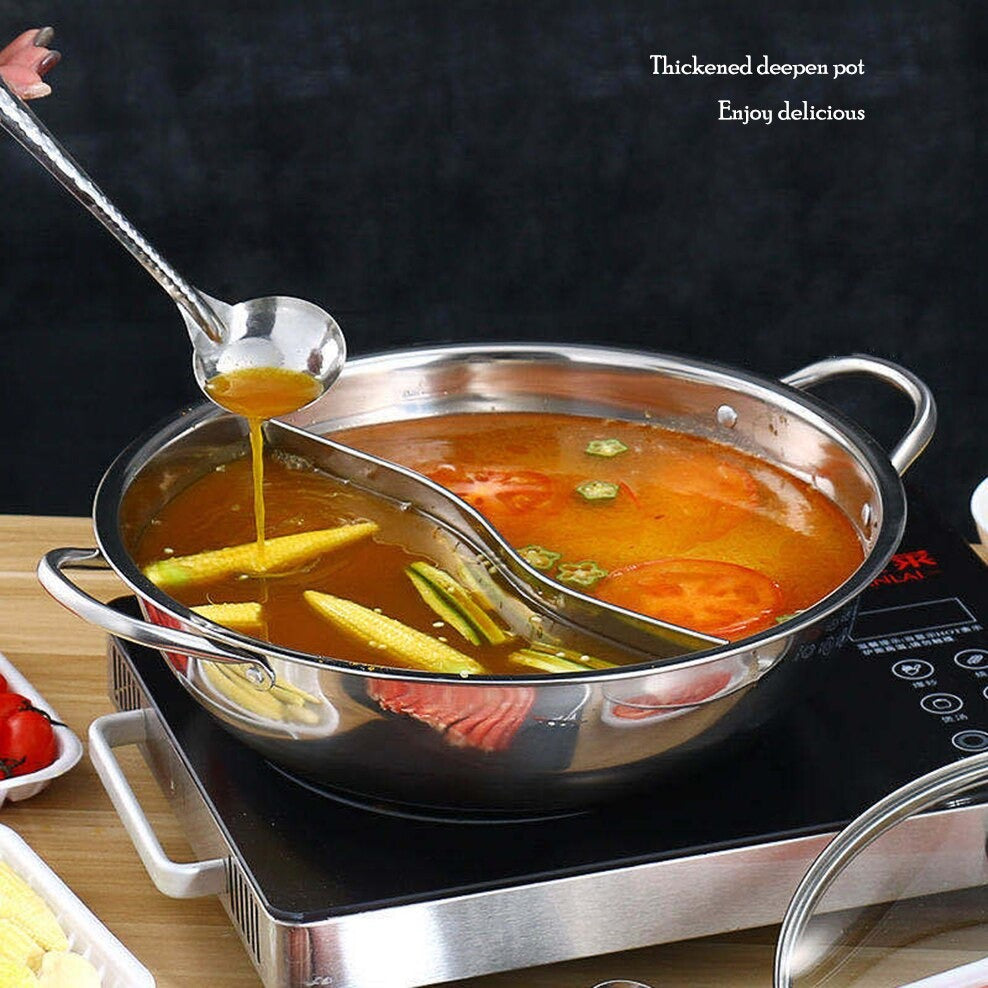 Stainless Steel Soup Cooking Hotpot®