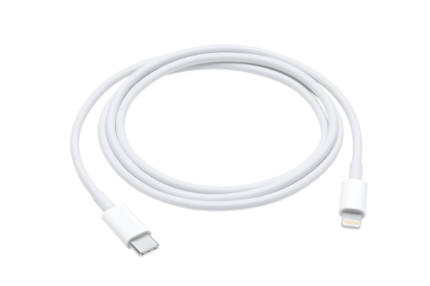 Cable lightning (USB TIPO C A LIGHTNING)