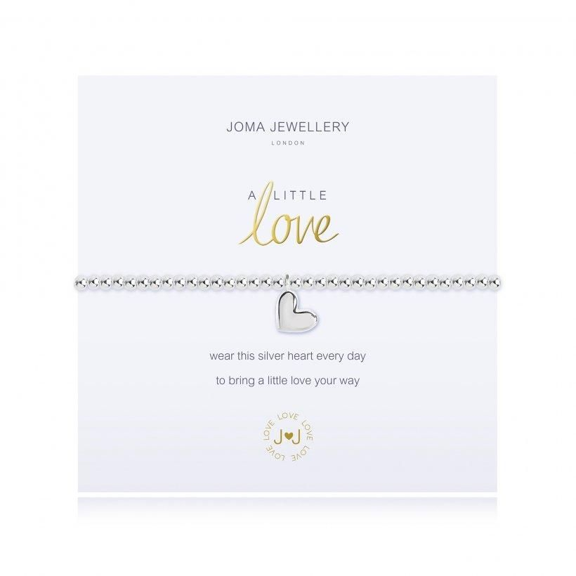 Joma Jewellery A Little Love Bracelet - Coorie Doon