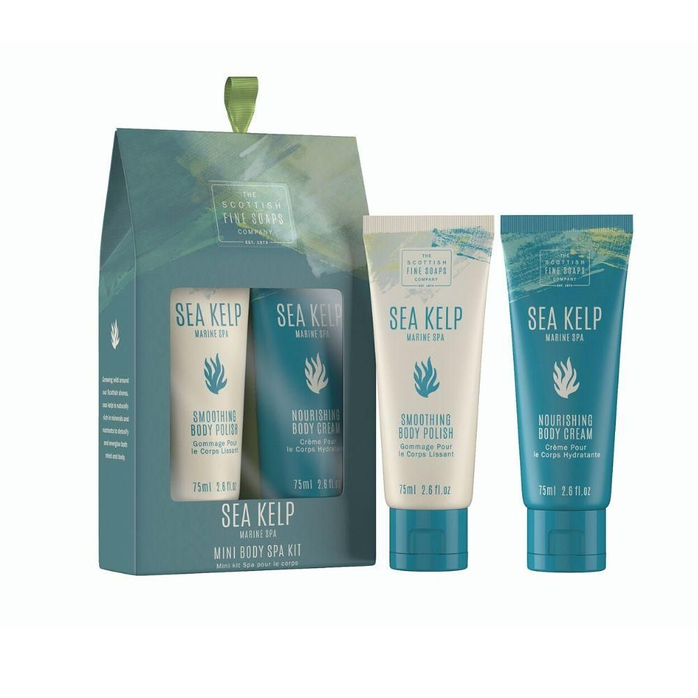 Sea Kelp - Marine Spa Mini Body Spa Kit - Coorie Doon