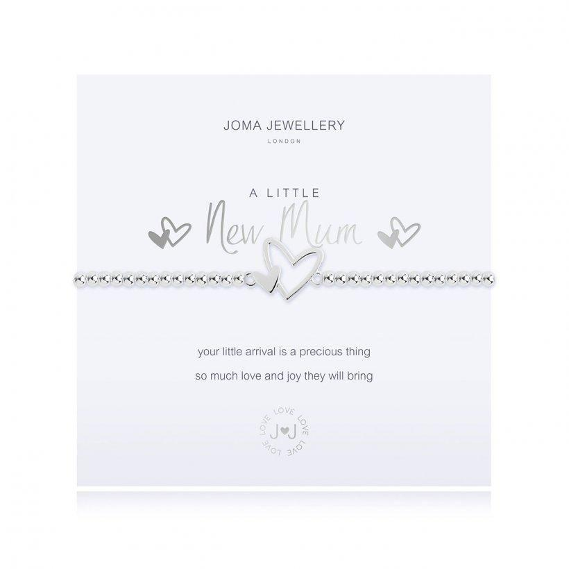 Joma Jewellery - A Little New Mum Bracelet - Coorie Doon