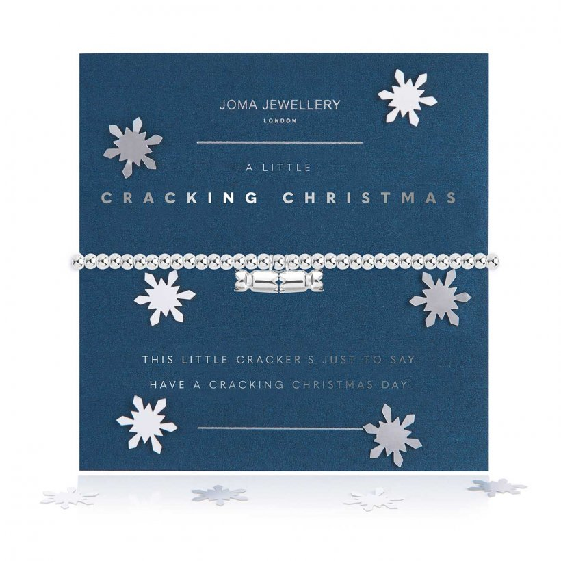 Joma Jewellery - A Little Cracking Christmas Bracelet - Coorie Doon