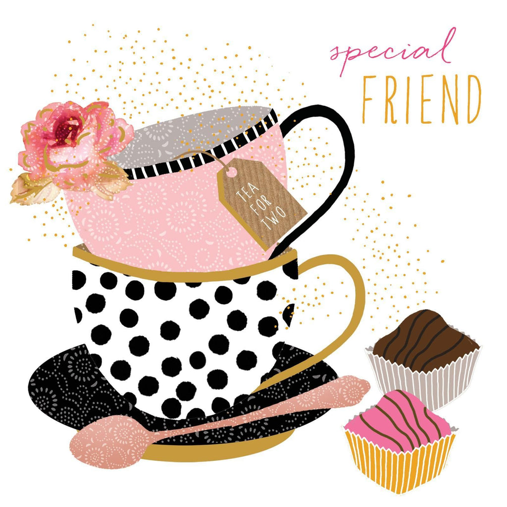 Card: Special Friend - Coorie Doon
