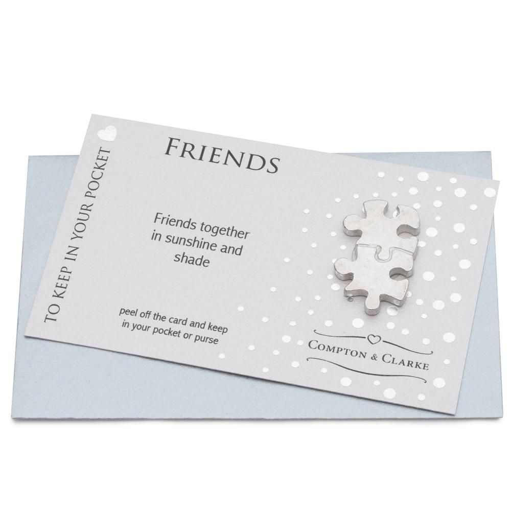 Pocket Charm - Friends - Coorie Doon