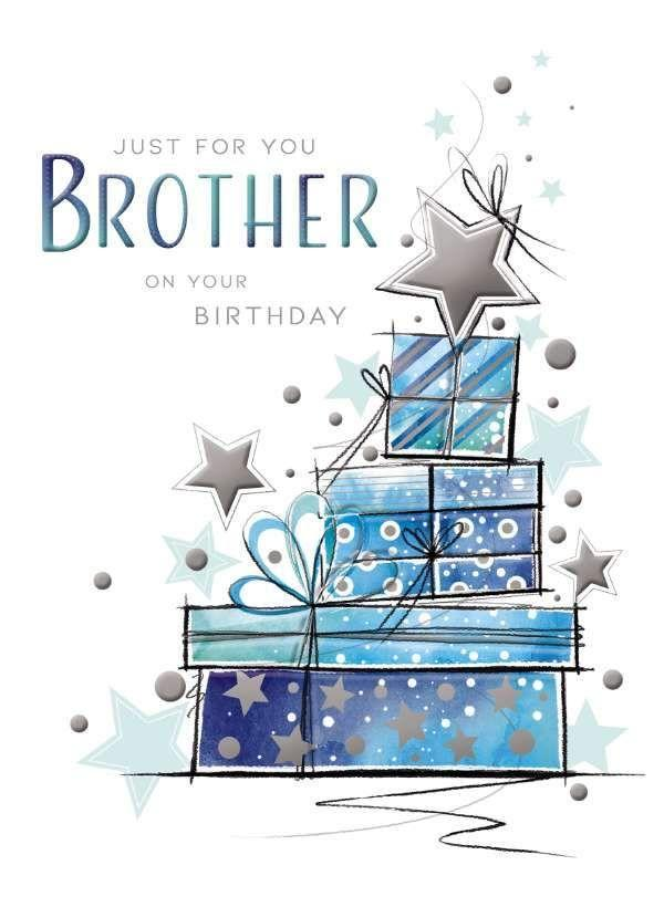 Card: Birthday Brother - Coorie Doon