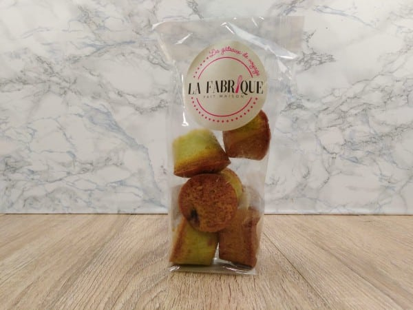 Financier Citron