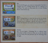 Close-up of the English rules included in this mini expansion.