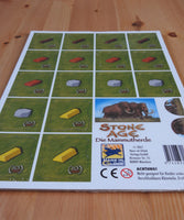 Long view of the tiles and pieces included in this mini expansion.