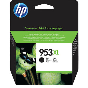 HP 953XL ORIGINAL HY INK CART BLACK