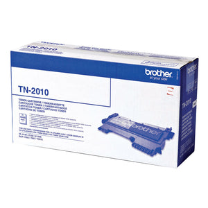 BROTHER TONER CARTRIDGE BLACK TN2010