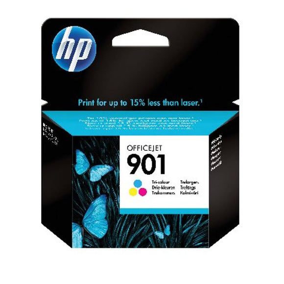 HP 901 INK CARTRIDGE  TRI COLOUR