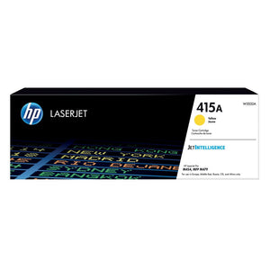 HP 415A YELLOW LASERJET TNR W2032A