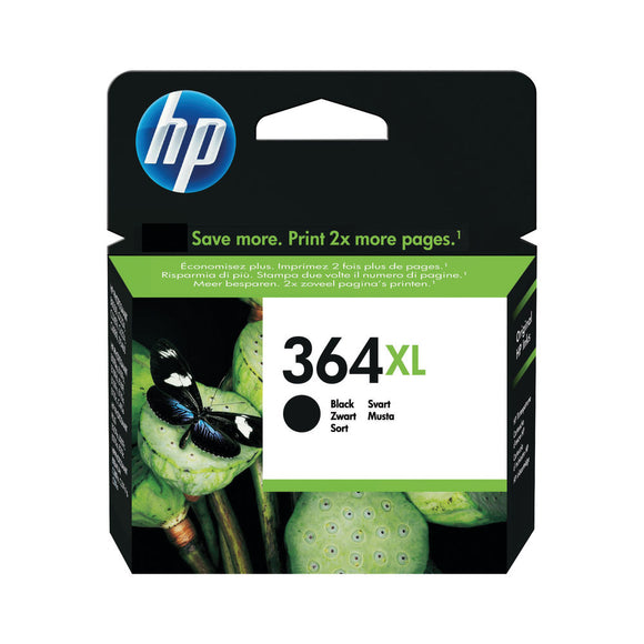 HP 364XL INKJET CARTRIDGE BLACK CN684EE