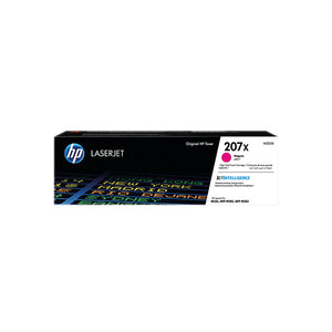 HP 207X LaserJet High Yield Toner Cartridge Magenta W2213X