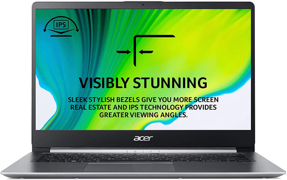 Acer Swift 1 Intel Penti-N5000 4GB 128GB NVME Drive 14