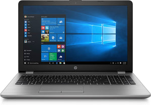 "HP 250 G6 i3 (Pro) Intel i3-7020U 4GB 500GB HDD Drive 15.6"" Inch Windows 10 Pro Laptop [3QM23EA]"