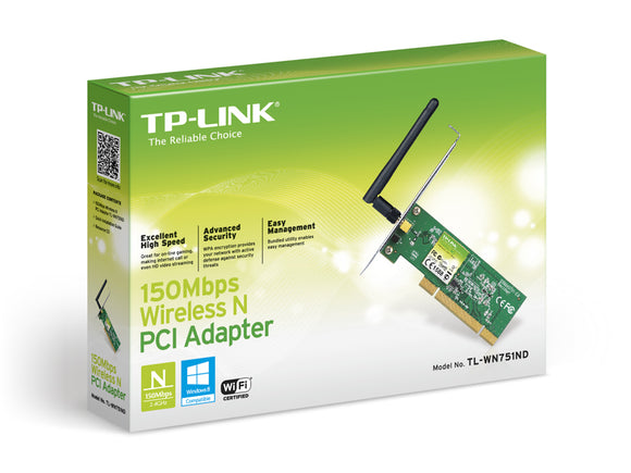 TP-Link USB Wireless N PCI Adapter