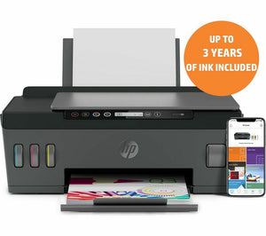 HP Smart Tank Plus 555 A4 Colour Multifunction Inkjet Printer [1TJ12A#BHC]