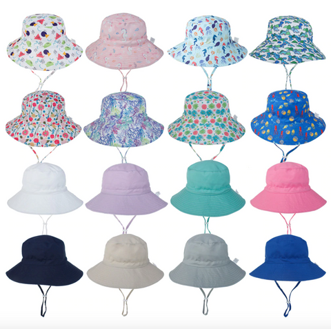 Unisex Kids & Baby Sun Hat Covering Neck and Ear