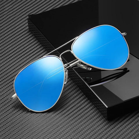 Classic Pilot Style Cool Girl Sunglasses for Women - Yesy All Goods