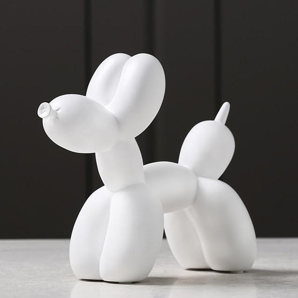 Adorable Figurine Ballon Dog Home Tabletop Decoration - Yesy All Goods
