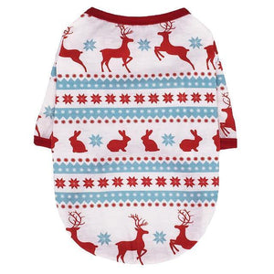 Hey Christmas Softy Dog Coat - Yesy All Goods