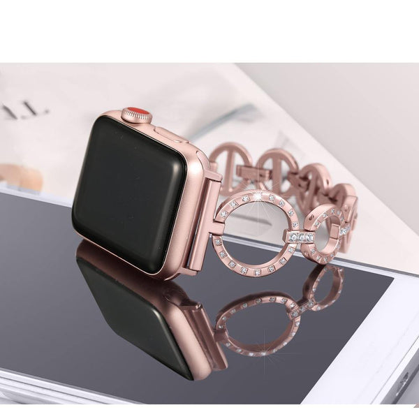 Designer Fashion Watch Band for Apple Watch 38/40/42/44mm - Yesy All Goods