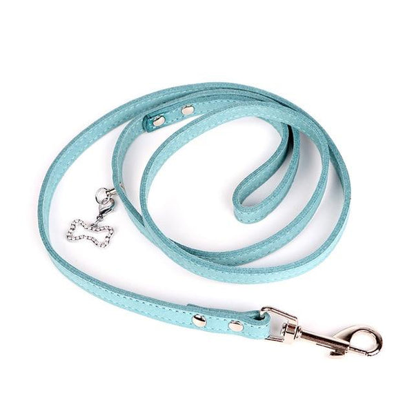 120cm Soft Leather Leads - Yesy All Goods