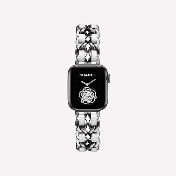 Designer Premium Stainless Steel Band for Apple Watch 38/40/42/44mm