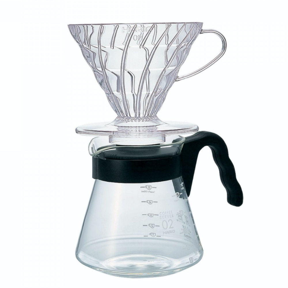 Kit Pour over Hario 600ml