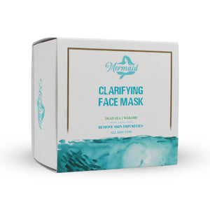 Clarifying Face Mask, 50g - Mermaid for beauty