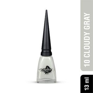 NAIL LACQUER: GREY TIMES - Mermaid for beauty