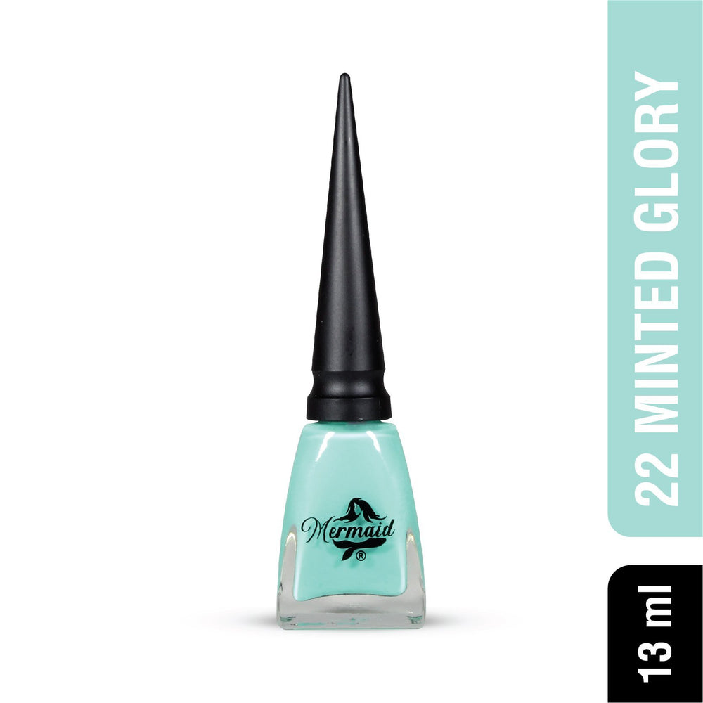 NAIL LACQUER : MERMAID BLUES - Mermaid for beauty