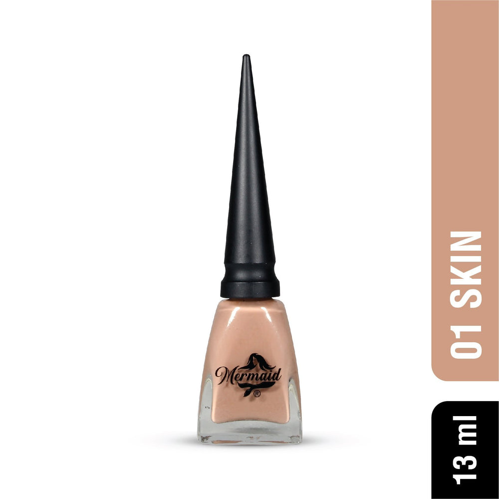 NAIL LACQUER: NUDE - Mermaid for beauty