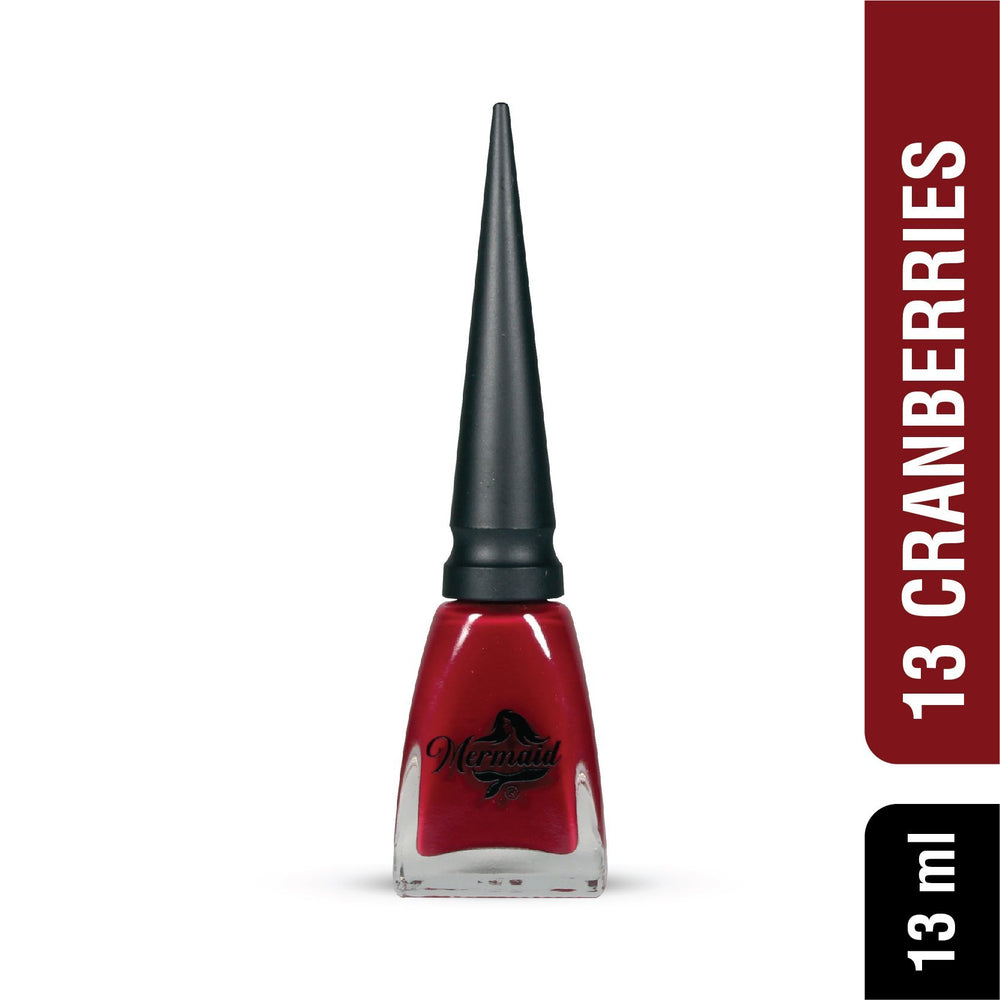 NAIL LACQUER: REDS - Mermaid for beauty