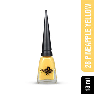 NAIL LACQUER : YELLOWS - Mermaid for beauty