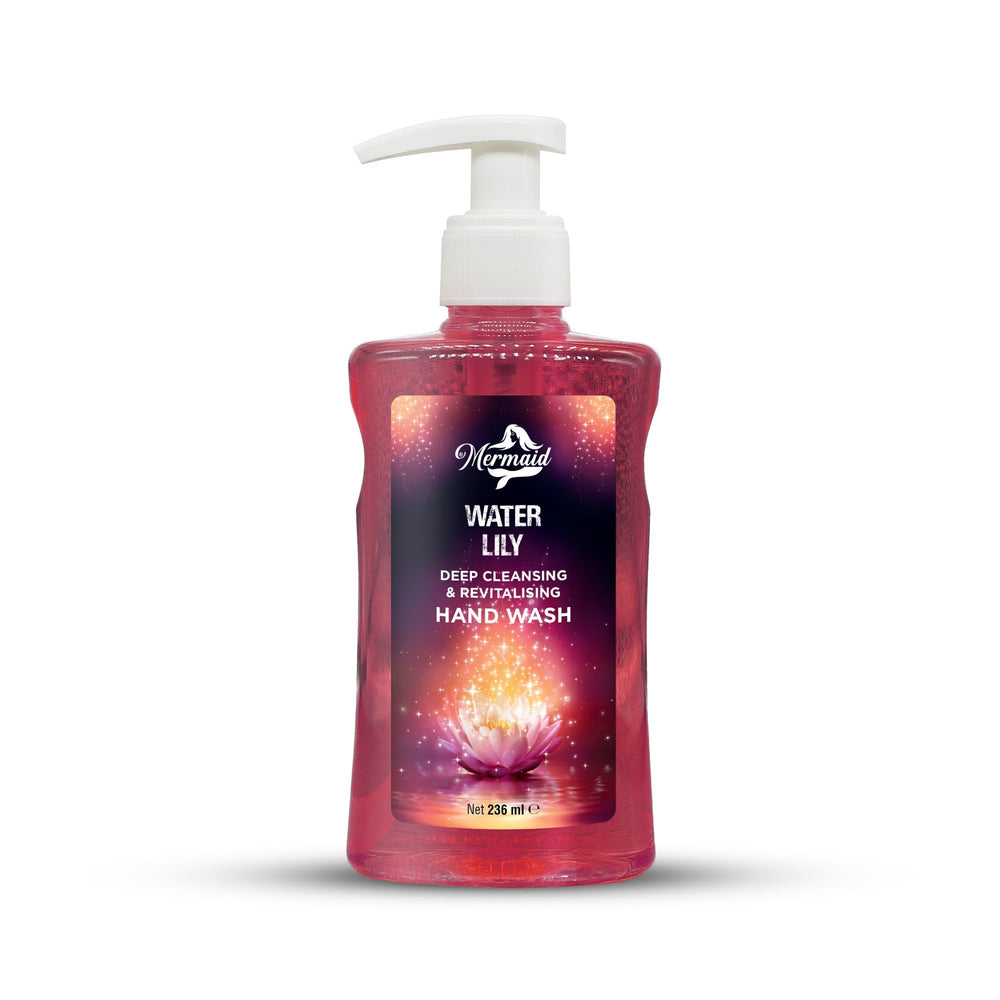 Water Lily Hand Wash 236ml - Mermaid for beauty