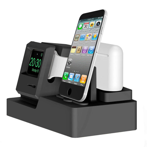 3 in 1 Holder Stand Station For AppleWatch