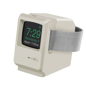 Retro Charger Dock Compact Stand For AppleWatch