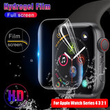3D Protective Film Full Cover Screen Protectors For AppleWatch