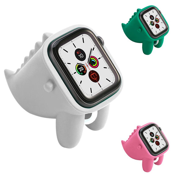Dinosaur stand for AppleWatch