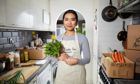 Founder and Chef Of Thai Apron Meal Kits Photographer for the Observer Magazine
