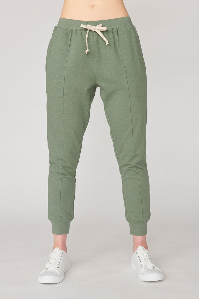 womens organic cotton track pants
