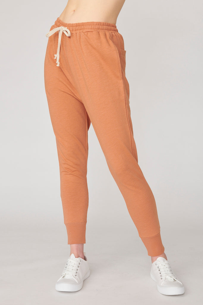 redondo womens organic cotton trackpants