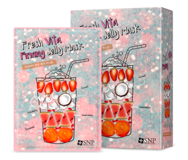 10 fresh Vita tangle jelly masks