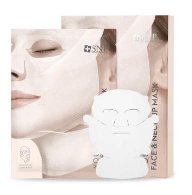 5 youth age face-and-neck masks