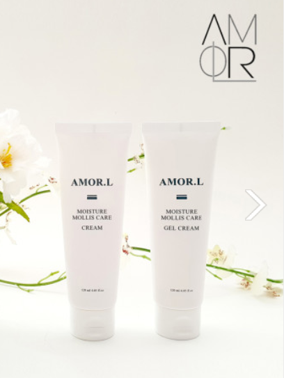 Amor L Moisture Molys Care Gel & Cream